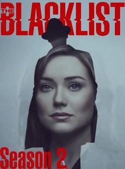 locandina del film THE BLACKLIST - STAGIONE 2