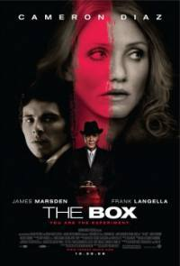locandina del film THE BOX