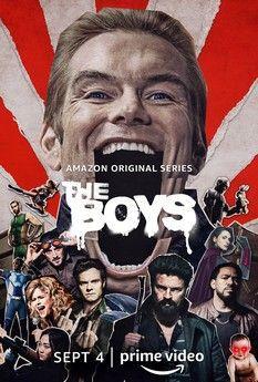 locandina del film THE BOYS - STAGIONE 2