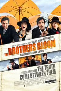 locandina del film THE BROTHERS BLOOM