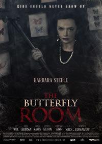locandina del film THE BUTTERFLY ROOM - LA STANZA DELLE FARFALLE