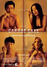 locandina del film THE CARROT CAKE CONVERSATIONS