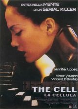 locandina del film THE CELL - LA CELLULA
