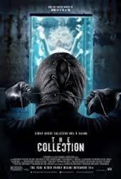 locandina del film THE COLLECTION