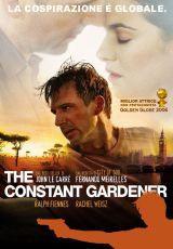 locandina del film THE CONSTANT GARDENER - LA COSPIRAZIONE