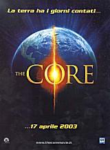 locandina del film THE CORE