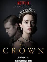 locandina del film THE CROWN - STAGIONE 2