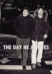 locandina del film THE DAY HE ARRIVES