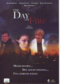 locandina del film THE DAY ON FIRE