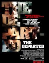 locandina del film THE DEPARTED - IL BENE E IL MALE
