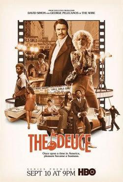 locandina del film THE DEUCE - LA VIA DEL PORNO - STAGIONE 1