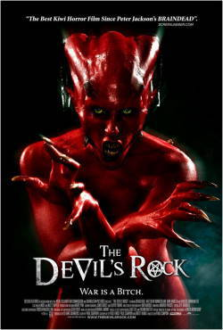 locandina del film THE DEVIL'S ROCK