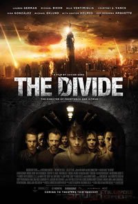 locandina del film THE DIVIDE