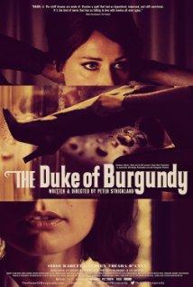 locandina del film THE DUKE OF BURGUNDY