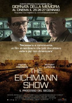 The Eichmann Show (2015)