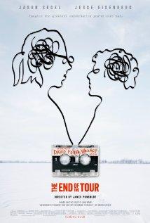 locandina del film THE END OF THE TOUR