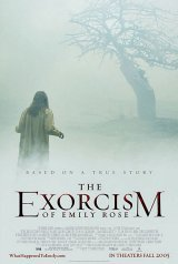 locandina del film THE EXORCISM OF EMILY ROSE