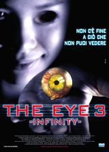 locandina del film THE EYE - INFINITY