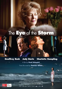 locandina del film THE EYE OF THE STORM