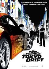 locandina del film THE FAST AND THE FURIOUS: TOKYO DRIFT