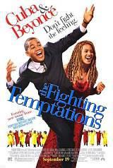 locandina del film THE FIGHTING TEMPTATIONS