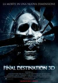 locandina del film THE FINAL DESTINATION