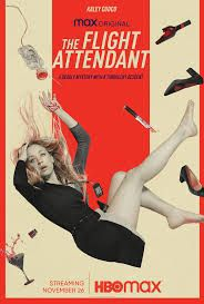 locandina del film THE FLIGHT ATTENDANT - STAGIONE 1