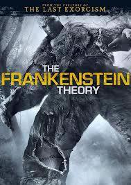 locandina del film THE FRANKENSTEIN THEORY