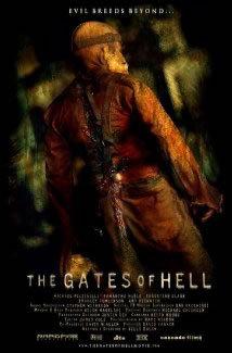 locandina del film THE GATES OF HELL