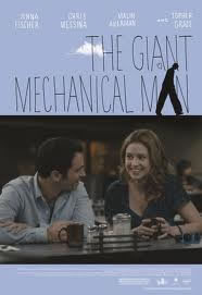 locandina del film THE GIANT MECHANICAL MAN