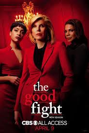 locandina del film THE GOOD FIGHT - STAGIONE 4