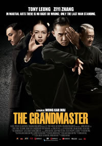 locandina del film THE GRANDMASTER