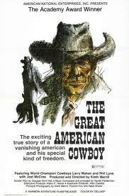 locandina del film THE GREAT AMERICAN COWBOY