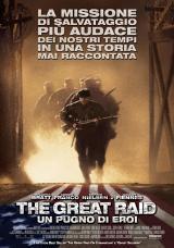 locandina del film THE GREAT RAID - UN PUGNO DI EROI