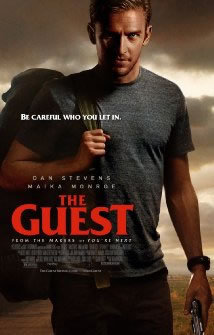 locandina del film THE GUEST