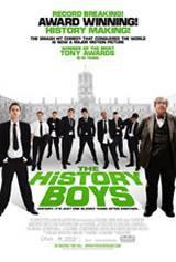 locandina del film THE HISTORY BOYS