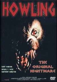 locandina del film THE HOWLING 4