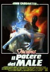 locandina del film THE INCUBUS
