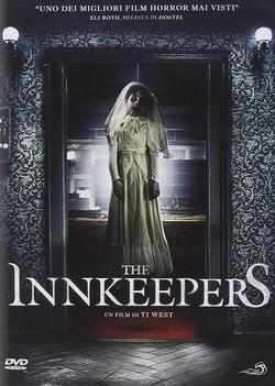 locandina del film THE INNKEEPERS