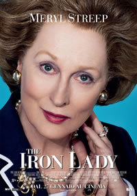 locandina del film THE IRON LADY