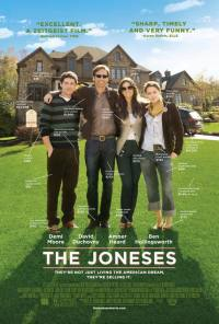 locandina del film THE JONESES
