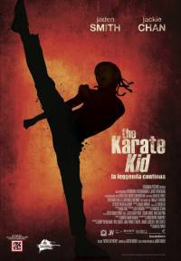 locandina del film THE KARATE KID: LA LEGGENDA CONTINUA