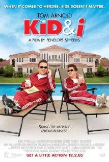 locandina del film THE KID & I