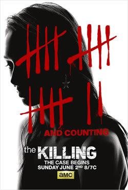 locandina del film THE KILLING - STAGIONE 3