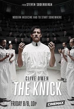locandina del film THE KNICK - STAGIONE 1