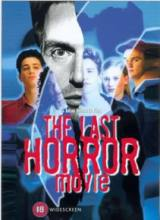 locandina del film THE LAST HORROR MOVIE