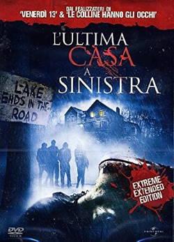 locandina del film L'ULTIMA CASA A SINISTRA