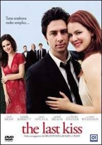 locandina del film THE LAST KISS