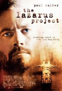 locandina del film THE LAZARUS PROJECT