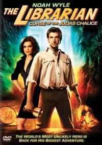 The Librarian 3 – La Maledizione Del Calice Di Giuda (2008)